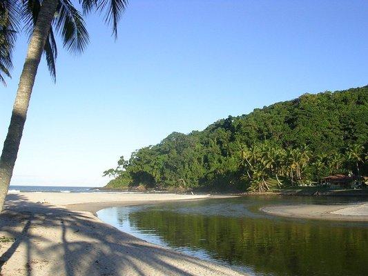 Jeribucaçu Beach