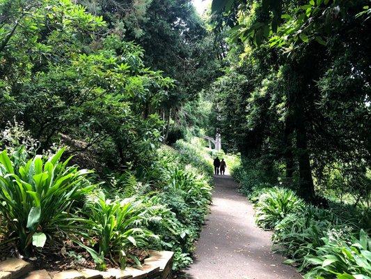 Wombat Hill Botanic Gardens