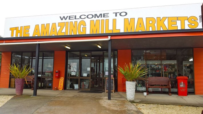 The Amazing Mill Markets - Daylesford