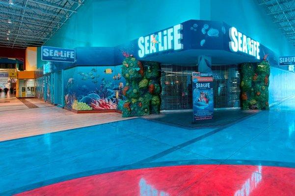 SEA LIFE Centre Charlotte