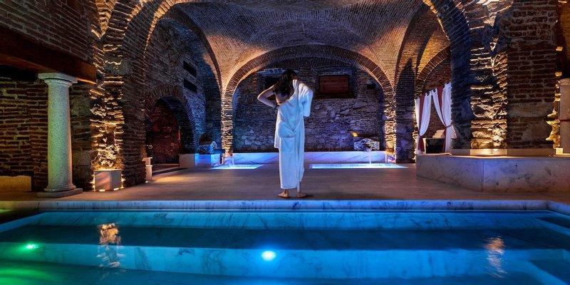 Roman Ruins - Baths