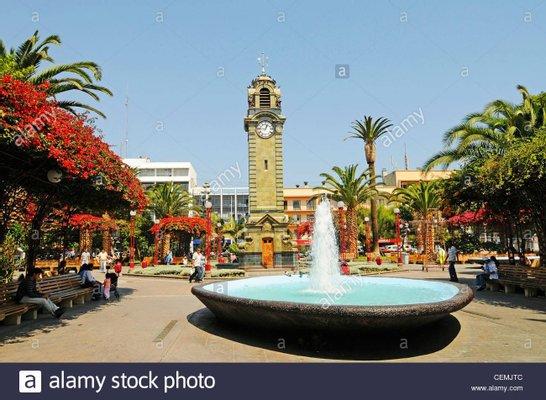 Plaza Colón