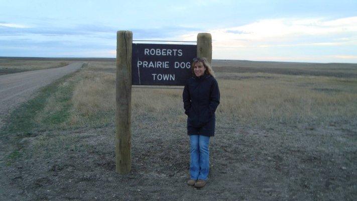 Roberts Prairie Dog Town