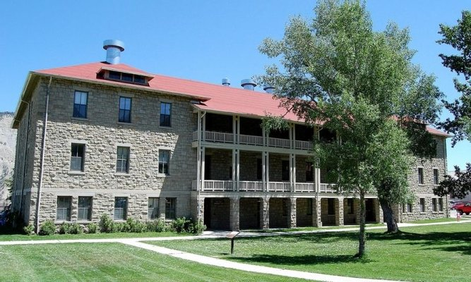 Yellowstone National Park Headquarters
