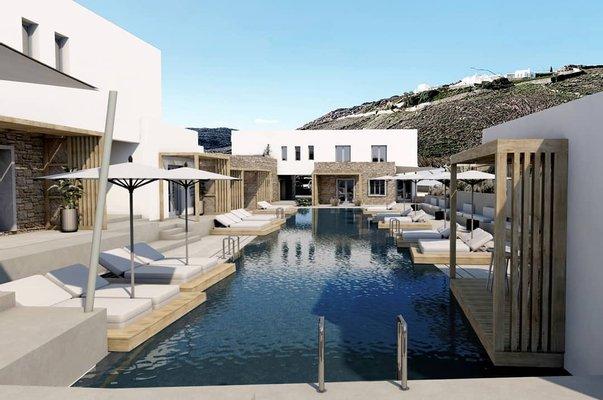 Elia Mykonos Resort by the Sea