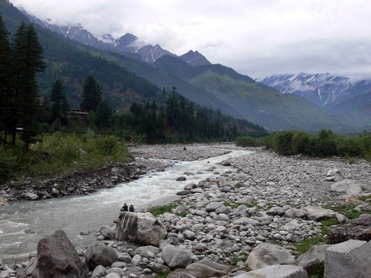 Beas River Tributaries