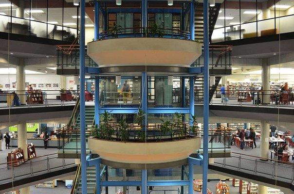 Hazel McCallion Central Library