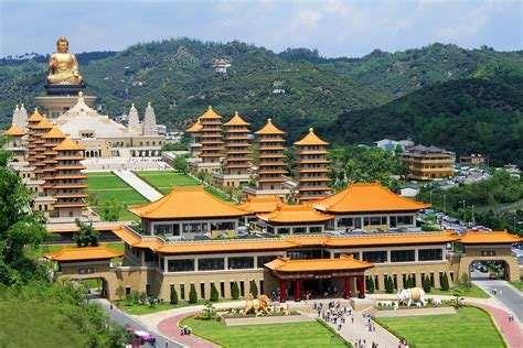 佛光山佛陀紀念館 Fo Guang Shan Buddha Museum