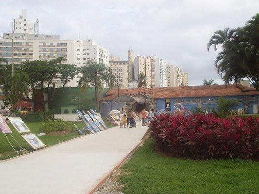 Municipal Aquarium Santos