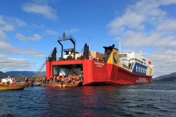 Navimag Ferries Patagonia