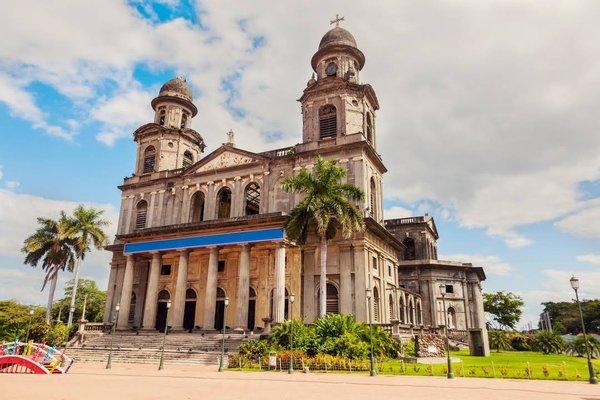 Santiago of Managua Cathedral