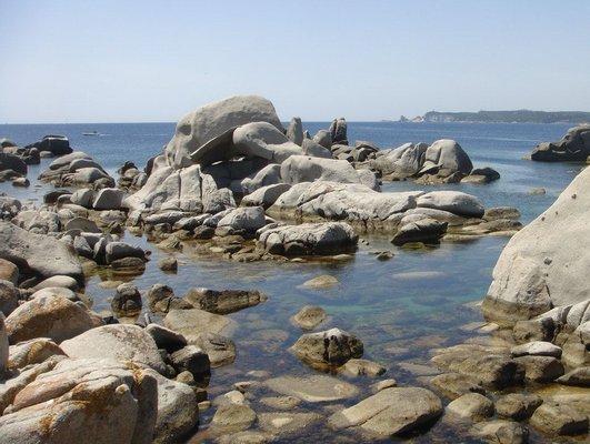 Porragia Island