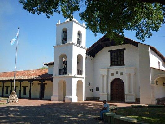 Templo y Convento San Francisco