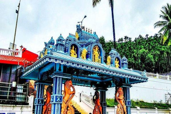 Sri Annapoorneshwari Temple Horanadu