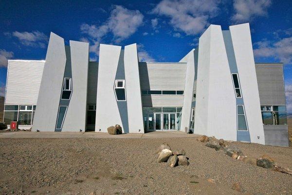Glaciarium Patagonian Ice Museum