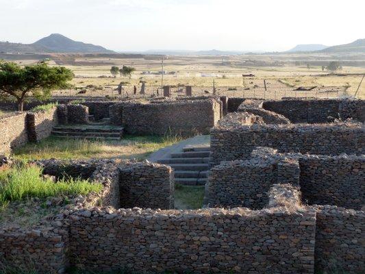Dungur Palace (Queen of Sheba Palace)