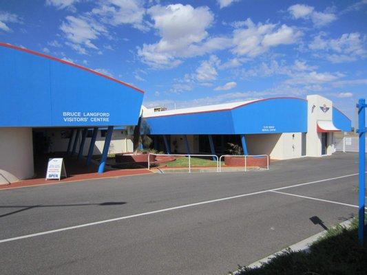 Royal Flying Doctor Service (RFDS) Broken Hill Visitor Centre