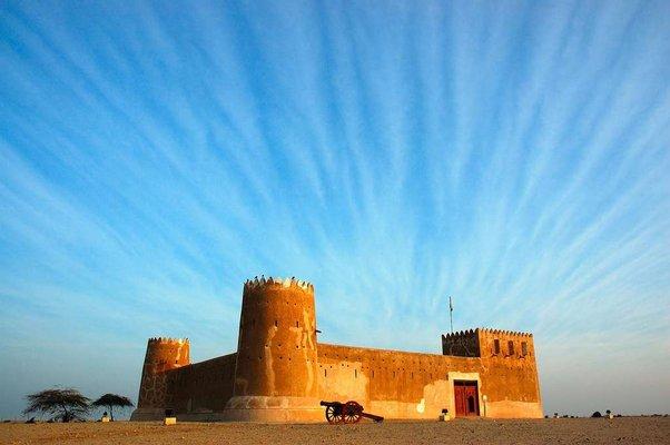 Zubara Fort