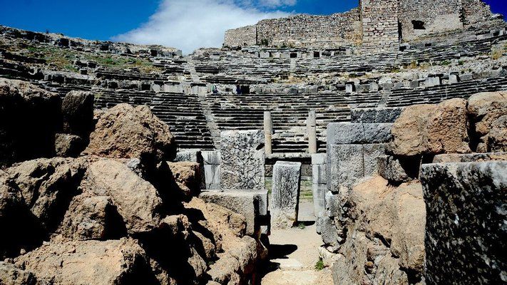 Miletus Ancient Theater