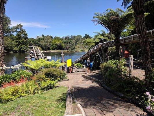 Waimarino Water & Adventure Park