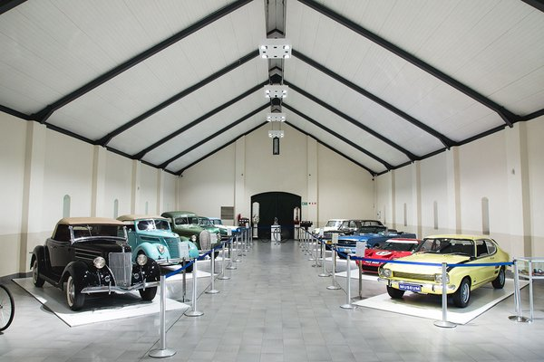 Franschhoek Motor Museum (by appointment only)
