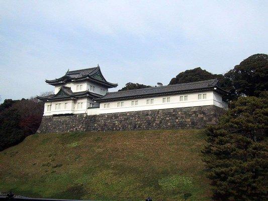 Fushimi-yagura Keep