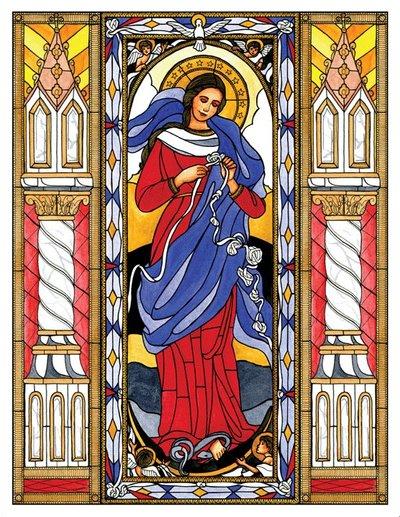 Sanctuary of Our Lady Undoer Of Knots
