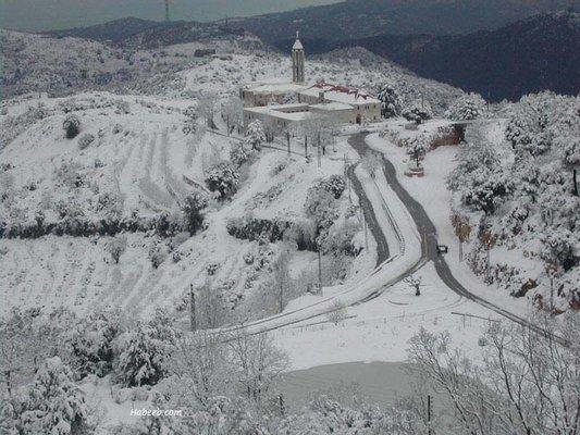 Monastery saint Maroun