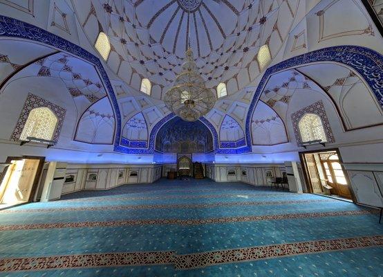 Bolo Hauz Mosque مسجد