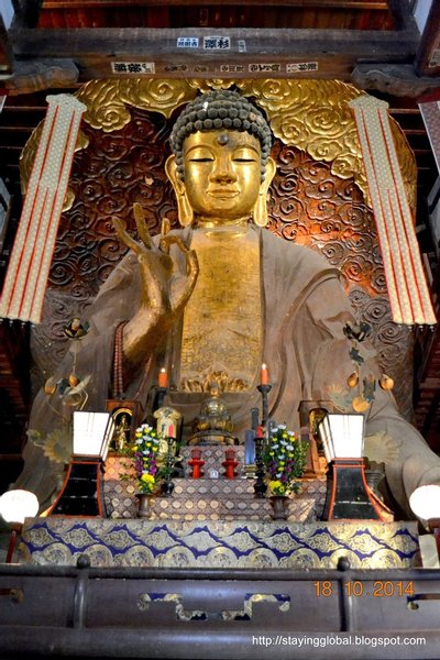 Great Buddha of Gifu (Shōbō Temple)