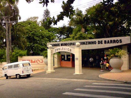 Municipal Zoological Park Quinzinho de Barros