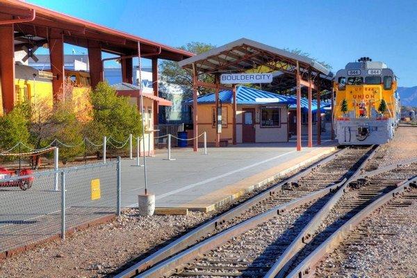 Nevada State Railroad Museum Boulder City