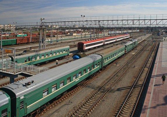 Chelyabinsk Station