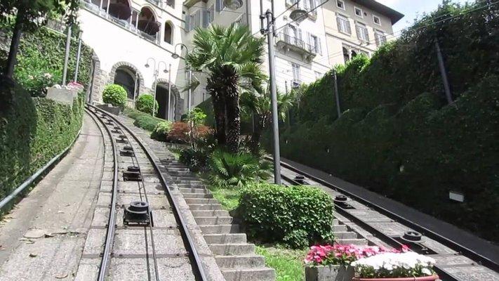 Funicolare Bergamo - Città Alta