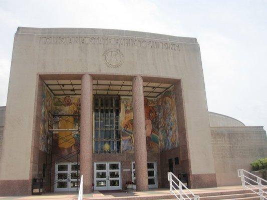 Louisiana State Exhibit Museum