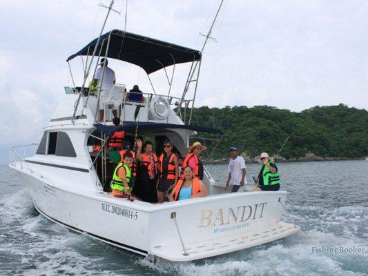 Huatulco Fishing Adventures