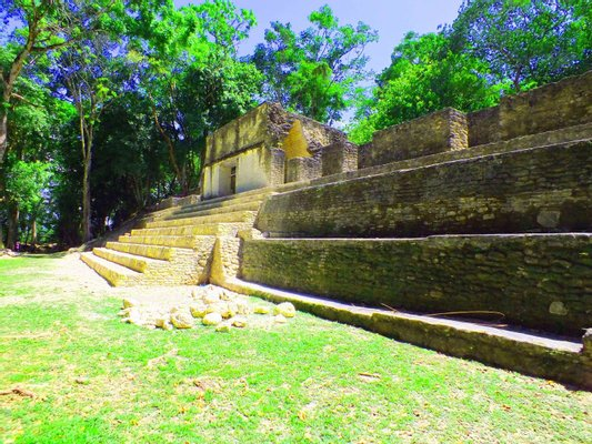 Cahal Pech Archaeological Reserve