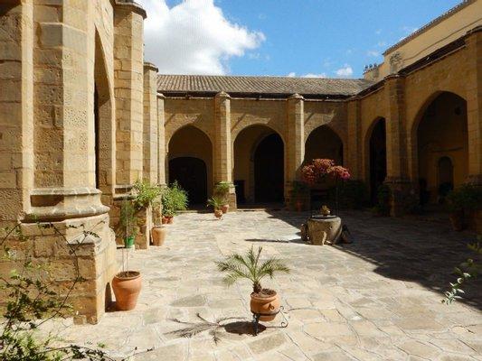 Centro histórico - Baeza