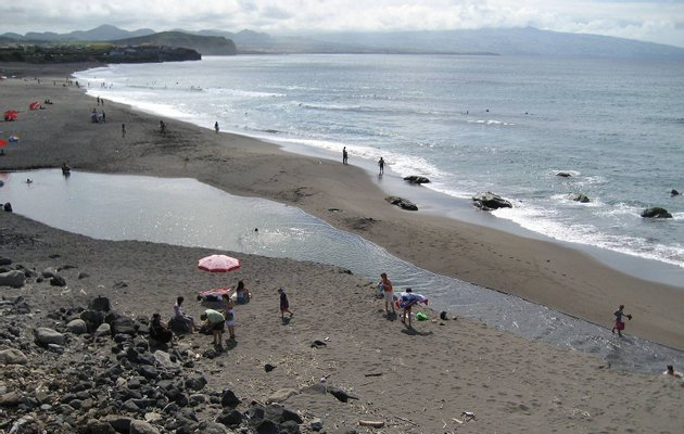 Praia do Areal de Santa Bárbara