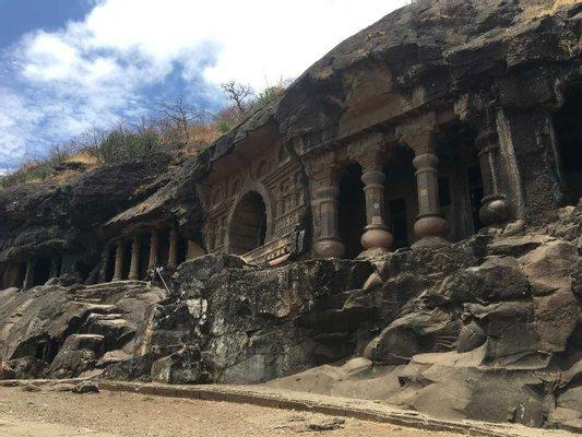 Cave 20 - Pandavleni Caves