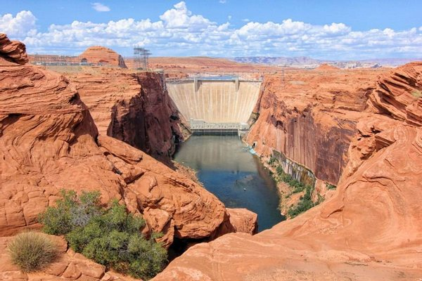 Glen Canyon National Recreation Area National Park Service Headquarters