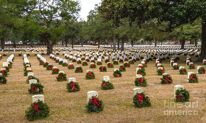 Beaufort VA National Cemetery