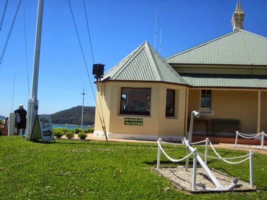 Nelson Head Lighthouse Reserve