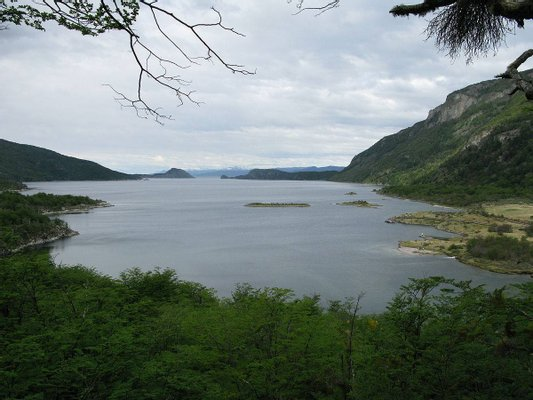 Baie Lapataia