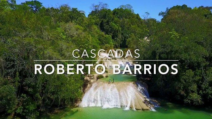 Cascadas Roberto Barrios