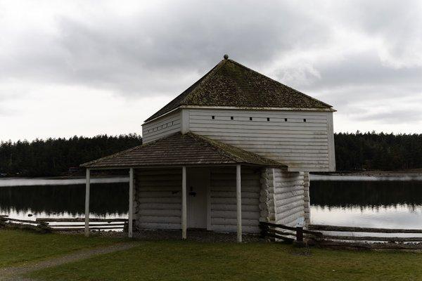 English Camp, San Juan Island National Historical Park