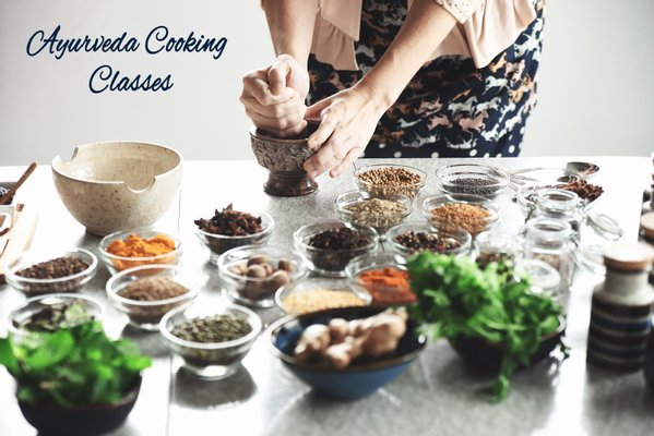 yoga cooking classes (Ayurved cooking)