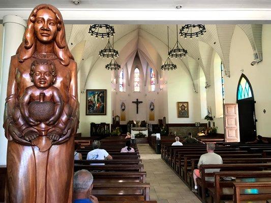 Papeete Catholic Cathedral