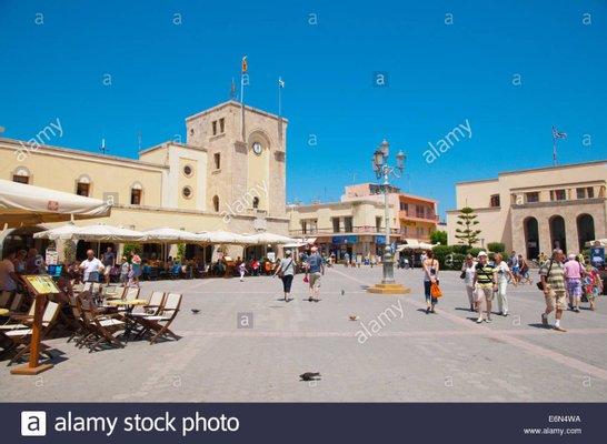 Eleftherias Square
