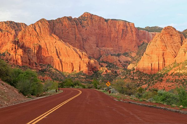 Zion Canyon Scenic Dr